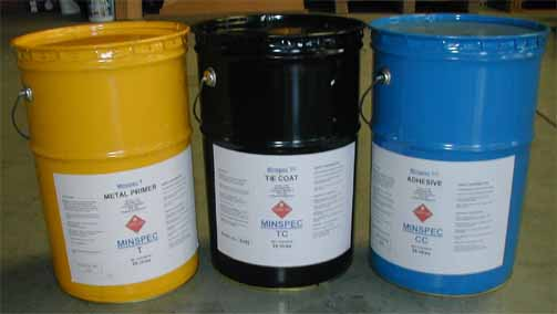 hot lining adhesives